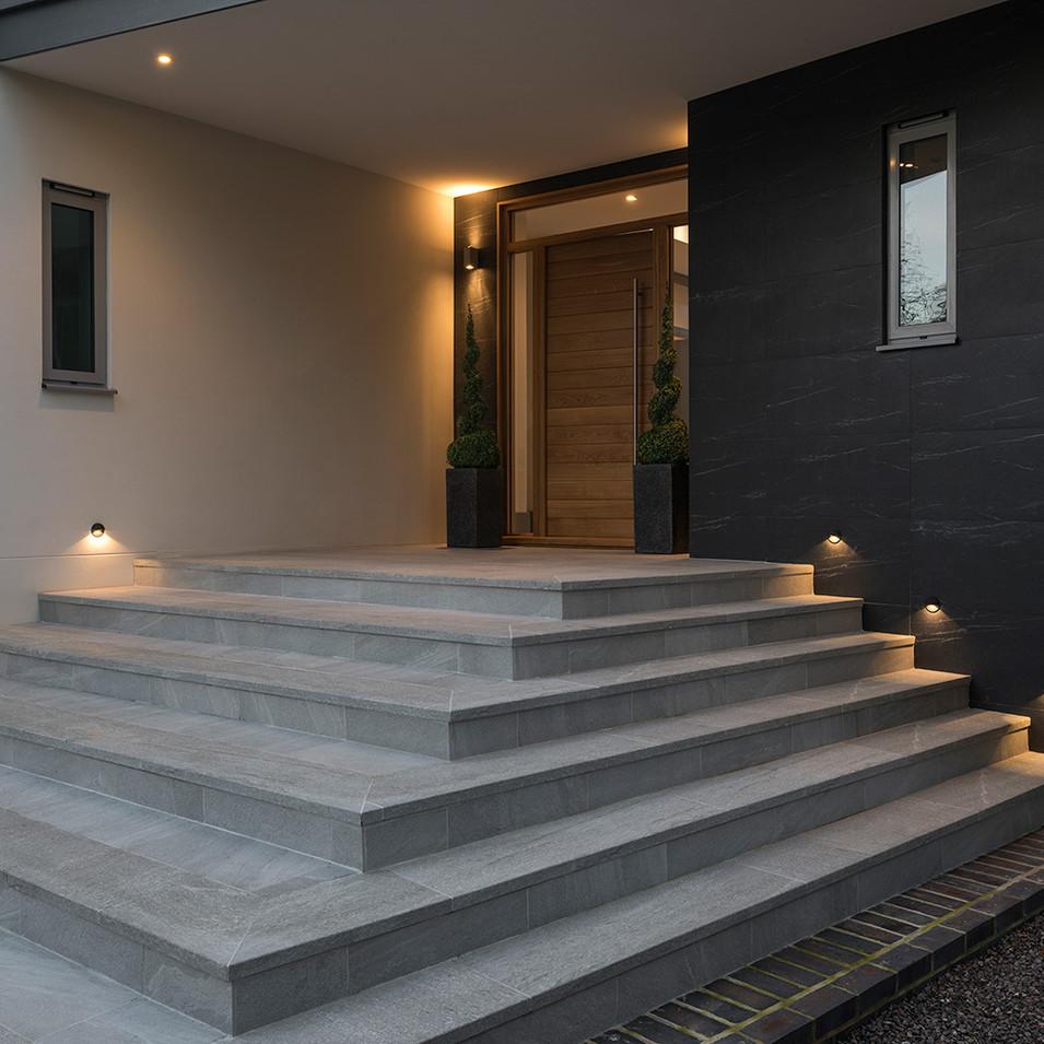 smart home light control somerset