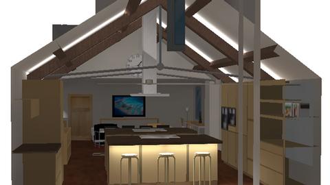 Lighting Design Oxford Dialux
