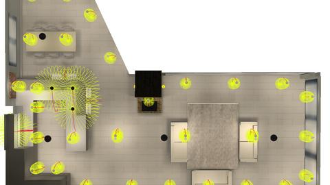 gallery lighting design services, we offer 2D and 3D lighting plans