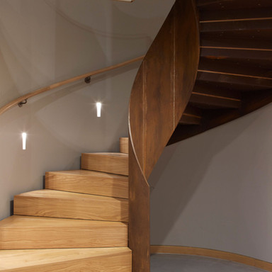 Home staircase lighting consultants Wiltshire