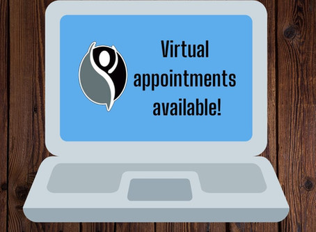 We are offering virtual Physiotherapy appointments