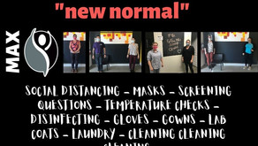 """One month into the """"new normal"""""""