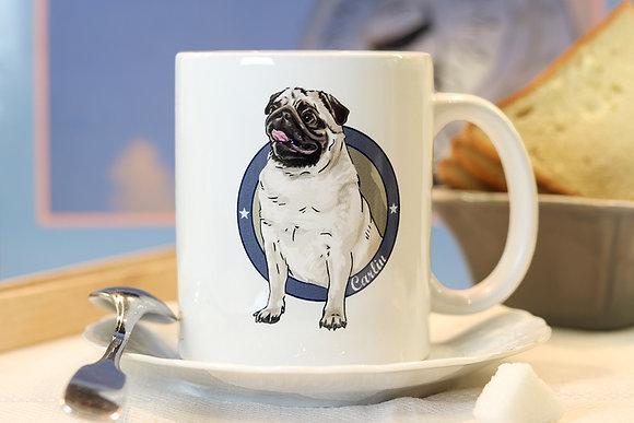 My Mug Collection - Carlin -