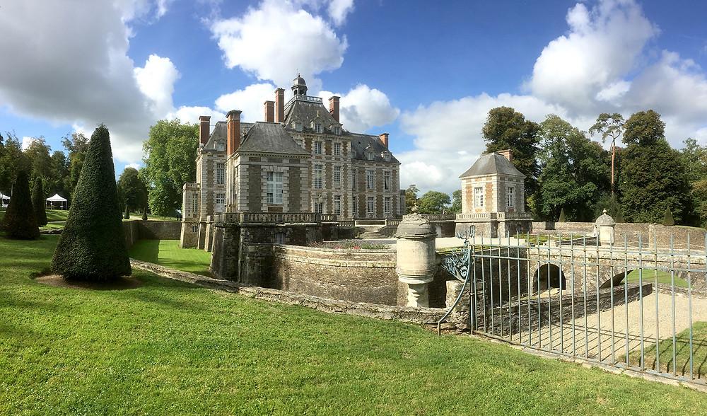 Le Château de Balleroy (Calvados)