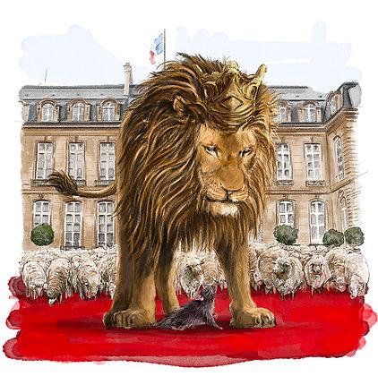 Le Lion & Le Rat
