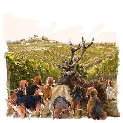 Le Cerf & La Vigne