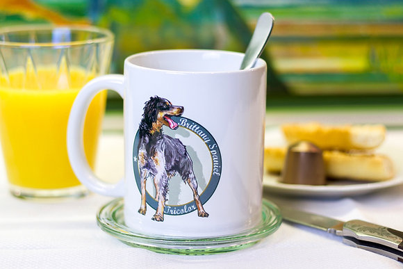 My Mug Collection - Epagneul Breton Tricolor -