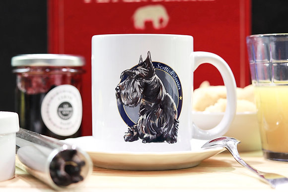 My Mug Collection - Scottish Terrier -