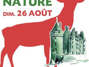 Amaury expose à Montpoupon le 26 août