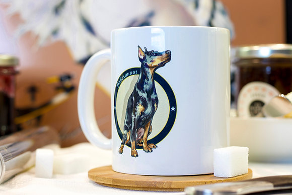 My Mug Collection - Dobermann -