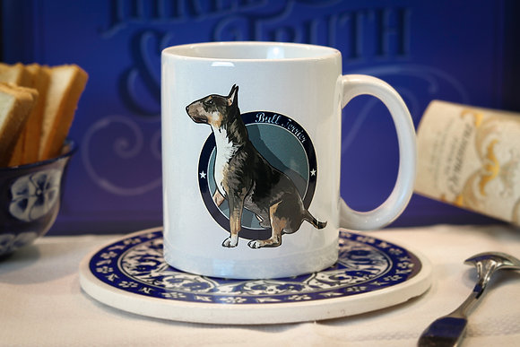 My Mug Collection - Bull Terrier -