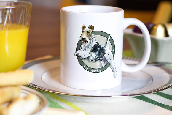 My Mug Collection - Fox-Terrier -