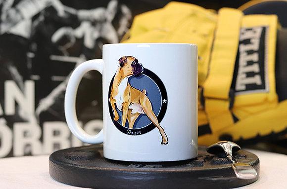 My Mug Collection - Boxer -