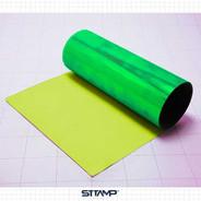 Holograma Camaleon Verde