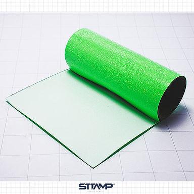 Glitter Verde Neon