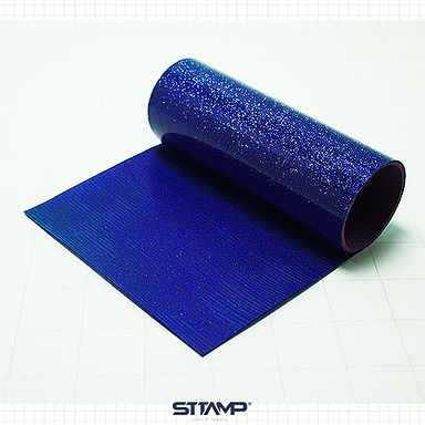 Glitter Azul Oscuro