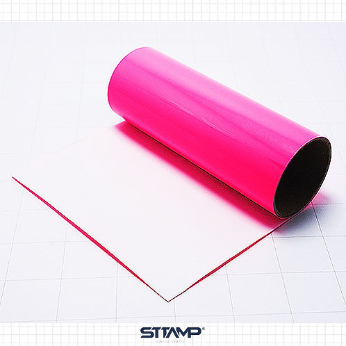 Pink NEON PVC