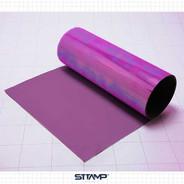 Holograma Camaleon Violeta