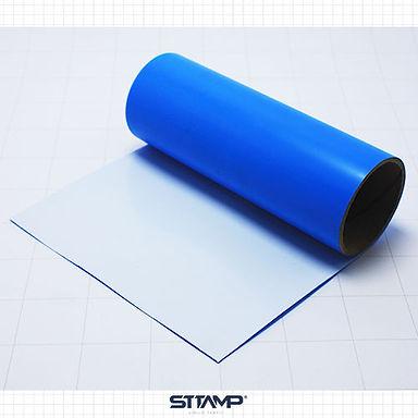 Azul Neon PVC