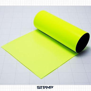 Amarillo NEON PVC