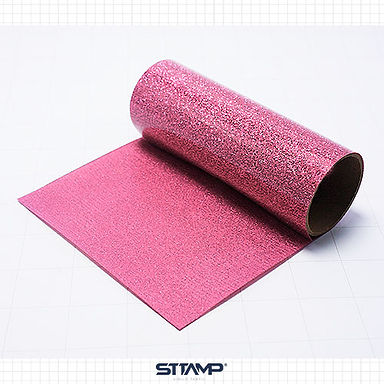 Glitter Holo Pink