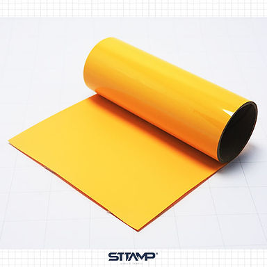 Amarillo bandera PU