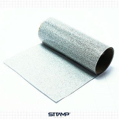 Glitter Plata Claro