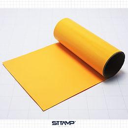 Amarillo Bandera PVC