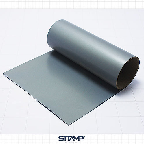 Plateado PVC