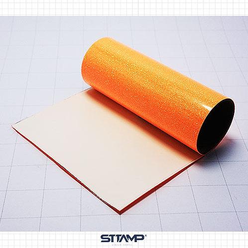 Glitter Naranja Neon