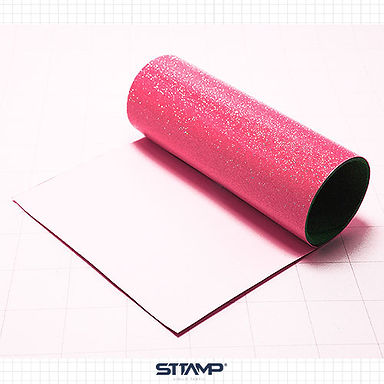Glitter Pink Neon
