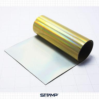 Holograma Espectro Oro