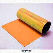 Holograma Camaleon Naranja