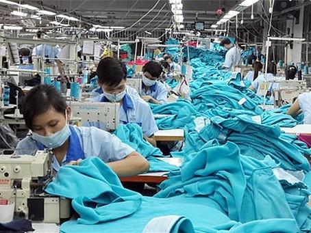 Ngành dệt may VN bùng nổ về tuyển dụng nhân sự 6 tháng đầu năm 2021