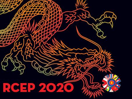 """RCEP và những """"con tin"""" của rồng Trung Hoa"""