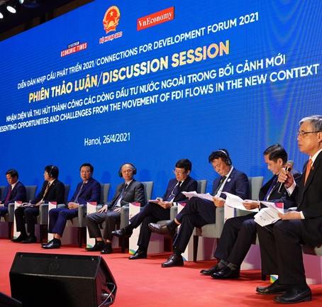 BT Nguyễn Thanh Sơn: CM Công Nghệ 4.0 đặt ra thách thức đối với thu hút FDI