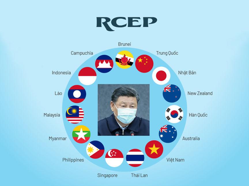 Hiệp Định Đối Tác Kinh Tế Toàn Diện Khu Vực RCEP & Những Ngộ Nhận