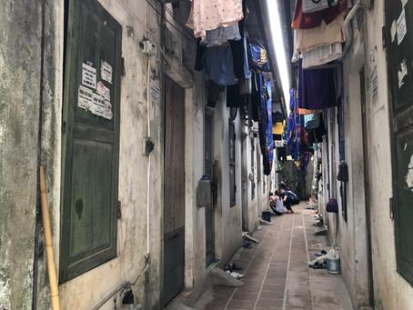Hà Nội: Ô nhiễm, mất vệ sinh nơi nhà trọ công nhân