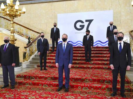 """G7 tạo mặt trận đối phó chính sách kinh tế """"chèn ép"""" của Trung Quốc"""