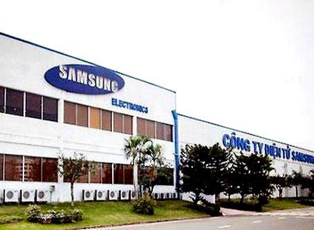 Nhân viên của Samsung Việt Nam được đào tạo như thế nào?