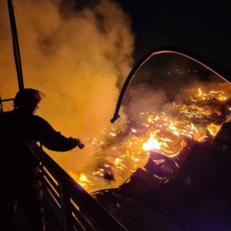 4 vụ cháy nổ/1 ngày tại các khu công nghiệp