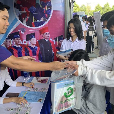 Trường Trung cấp Công nghệ Việt Mỹ tuyển sinh tại Bình Dương