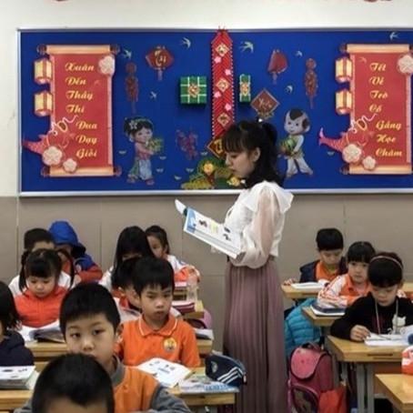 Cử nhân 6 chuyên ngành có thể học nghiệp vụ sư phạm để làm giáo viên tiểu học