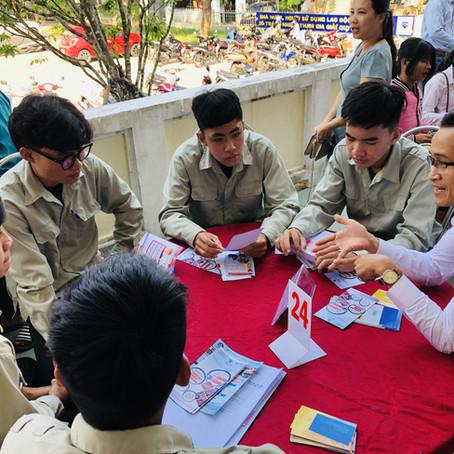 Gần 6.000 vị trí cần tuyển dụng tại Ngày hội việc làm Thừa Thiên Huế