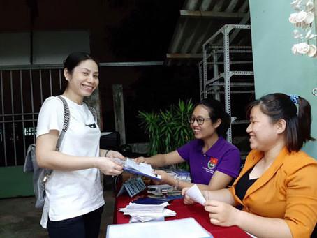 TP.HCM: Dạy ngoại ngữ miễn phí cho công nhân