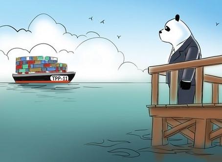 Báo Nga: Liệu Trung Quốc có tham gia Hiệp định CPTPP?