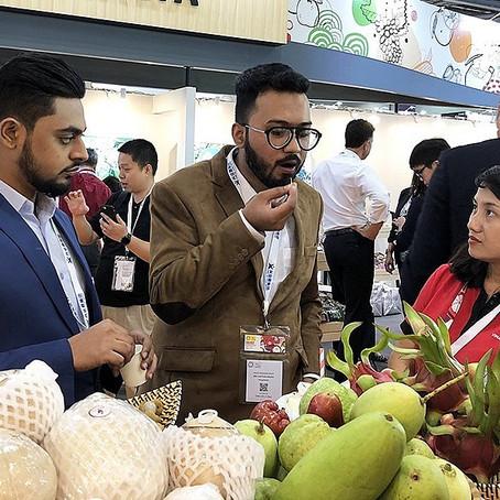 Nông sản Việt nỗ lực tìm thị trường 'khó tính'