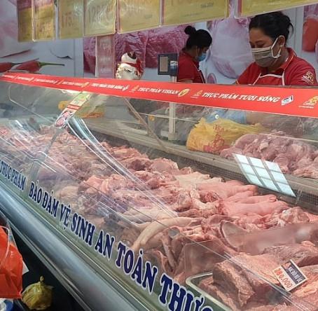 Công ty CP Việt Nam Kỹ nghệ Súc sản Vissan tạm ngưng hoạt động để thực hiện chống dịch