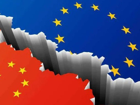 Liên minh châu Âu chính thức đình chỉ quá trình xem xét Hiệp định Đầu tư Trung Quốc - EU