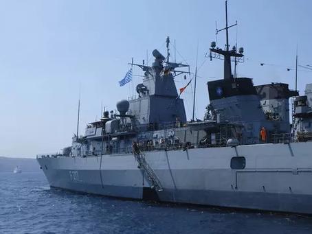 Khu trục hạm của Đức đến biển Đông vì những tuyên bố chủ quyền phi lý của Trung Quốc